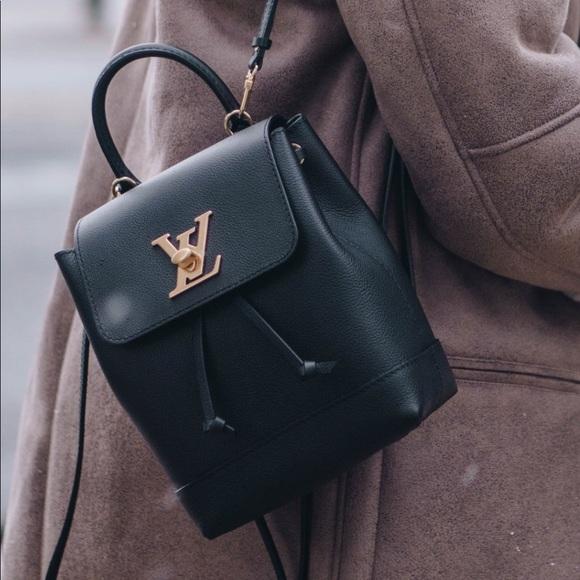 f5f12a595b8d Louis Vuitton Handbags - Louis Vuitton Lockme Backpack Mini